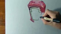 drawing tutorial   Best Draw   Drawing 3D step by step