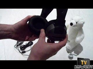 [CowcotTV] Test casque P321 Artic