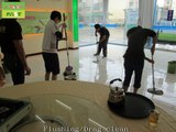 131-Restaurant, Tile Floors, Anti-Slip Treatment-Photos