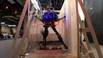 World's Most Advanced Robot Jumping, Running & Saving Humans   Atlas Humanoid Robot