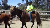 Horseback riding camp in San Diego