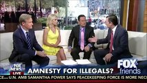 TED CRUZ DEFENDS DONALD TRUMP STATEMENTS ON ILLEGAL INMIGRATION
