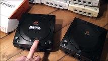 Sega Sports Dreamcast Vs D-Direct Black Japanese Dreamcast - Comparison