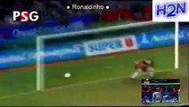 Football : Ronaldinho The Young Ronaldinho ● Crazy Skills Show ● PSG