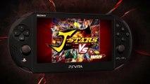 J-Stars Victory VS+ - Bande-annonce PS Vita