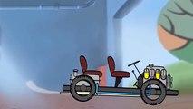 Große Autos für Kinder - Pick-up Auto - cars and vehicles cartoon in German