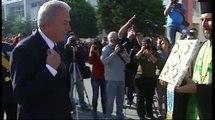 Δήλωση ΥΕΘΑ Δ. Αβραμόπουλου μετά την τελετή ορκωμοσίας στη ΣΣΑΣ στη Θεσσαλονίκη