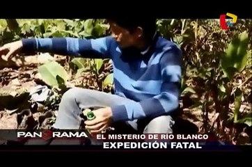 El misterio de Río Blanco: expedición fatal
