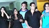 Salman Khan Sister Arpita Khan Birthday Party 2015 Exclusive Pictures