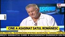 Dorel Visan la Jocuri de putere: TARANUL ROMAN NU MAI E TARAN. BUNUL-SIMT INCEPE SA DISPARA SI LA TARA