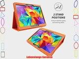 Snugg? Galaxy Tab S 10.5 H?lle (Orange) - Smart Case mit lebenslanger Garantie