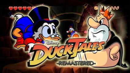 Gry Dla Dzieci- Duck Tales Remastered Kacze Opowieści #7:Afrykańskie kopalnie CD - GRAJ Z NAMI