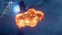 Fantastic Four - American Ninja Warrior Sneak Preview
