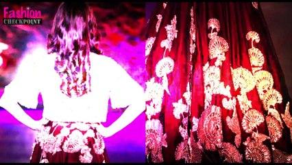 Aishwarya Rai Bachchan WALKS the Ramp for designer Manish Malhotra