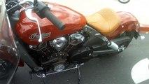 2015 Indian Scout Demo Ride at Indian Motorcycle of El Cajon helmet cam 7.10.15