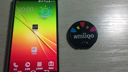 Amiiqo use with Android Mobile
