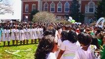 Alpha Kappa Alpha | Alpha Chapter | Sp'13 Probate | Howard University | Noble Black Society