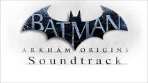 "Batman Arkham Origins Soundtrack - Main Theme (Track #1) ""Main Titles"""