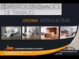 Decoración de oficinas - Estilo Actual - Equipamiento Integral de Oficinas