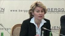 Ursula von der Leyen: Der demographische Wandel ist eine Chance.