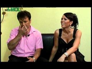 Sela & Geni intervist Amol-tv #2