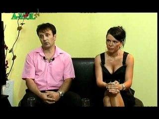 Sela & Geni- intervist A-mol tv #1