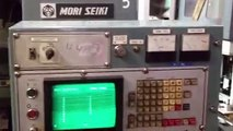 Mori Seiki Lathe Turning Center Centroid CNC Retrofit