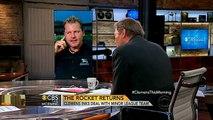 Roger Clemens on baseball reentry: We're having fun