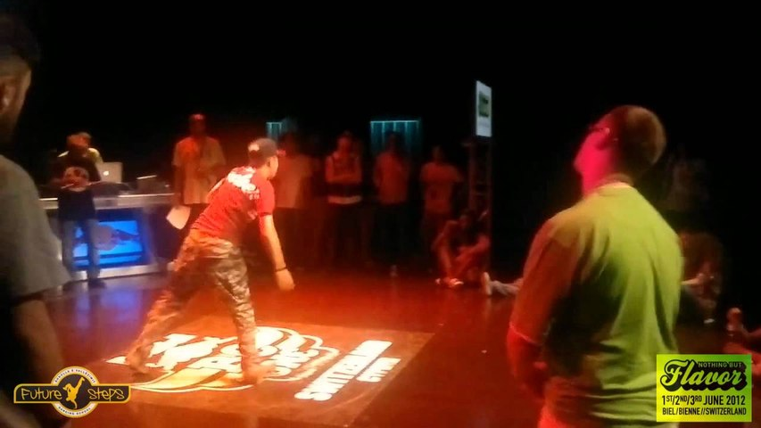 Hiti King Future Steps- Nothing but Flavour / Switzerland june 2012