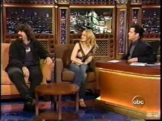 "Rose au ""Jimmy Kimmel Show"" - 2003"