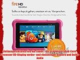 Fire HD 6 Kids Edition 152 cm (6 Zoll) HD-Display WLAN 16GB Pink Kindgerechte Schutzh?lle