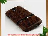 Samsung S4 Echt Holz Case Schutzh?lle Bahia Rosenholz Galaxy S4 ECHT-Holz Luxus Case aus edlen