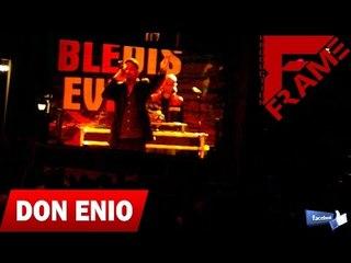 Don Enio & D.j S!X - Kolazh 4 Keng (Live ne''QYTET STUDENTI'' 2012) Official Video