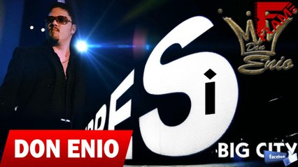Don Enio .ft. D.j S!X - DURRSI Big City (Official Video)