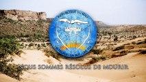 National Anthem of Mali - Pour l'Afrique et pour toi, Mali