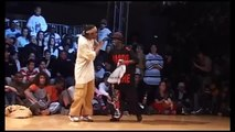 JUSTE DEBOUT 2006 HIP-HOP FINAL Niako & P-Fly vs Go & Meech