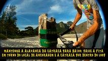 Como Montar e Desmontar seu Slackline - Gibbon Slacklines Brasil