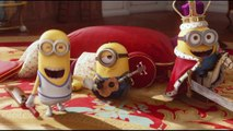 Minions Mcdonalds Happy Meal Toys Minions Film 2015 Kid playing with toys Ryan ToysReview