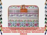 Tolino Vision eBook Reader Tablet / Schutzh?lle / H?lle / Tasche aus Canvas-Gewebe ! Sehr edle