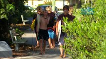Surfing Australia High Performance Centre Pro Surfer Camps - Mick Fanning