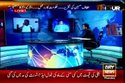ARY 11Th Hour Waseem Badami with MQM Waseem Akhtar (03 August 2015)
