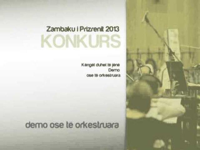 Zambaku i Prizrenit 2013_KONKURS_GLOB