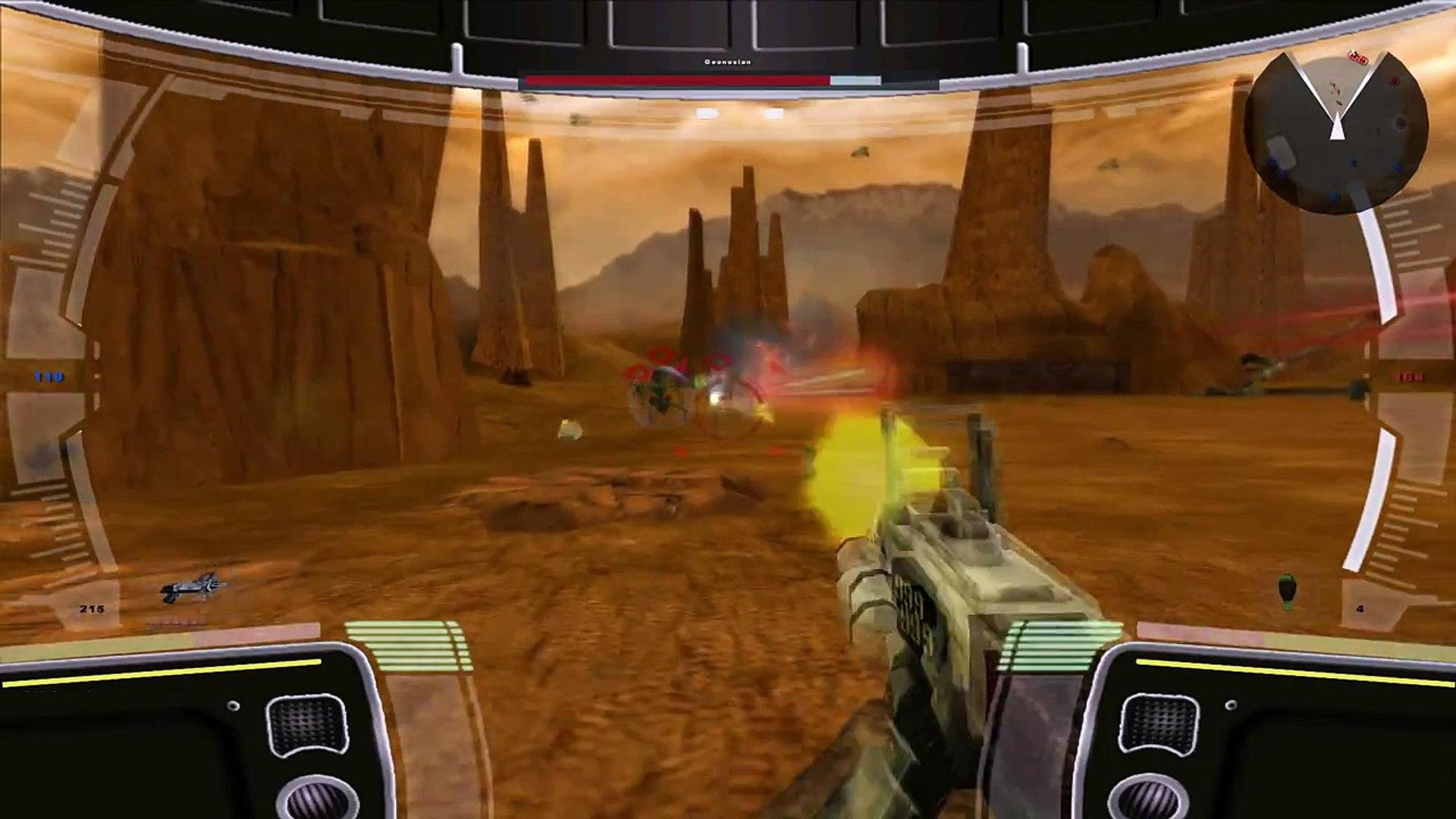 Star Wars Battlefront 2 Mods Hd Republic Commando Mod Kamino Geonosis Pc Video Dailymotion