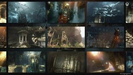Gamescom 2015 Trailer [ HD ] de Rise of the Tomb Raider