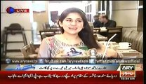 See what Sajal Ali's Sister Saboor Ali is Saying About Hamza Ali Abbasi's Personality (Video)