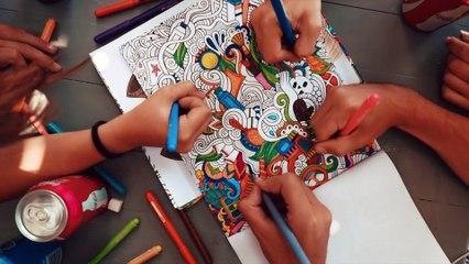 Renklendir Yazını