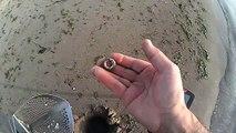 Breve Uscita con Minelab CTX 3030 Beach Italia Endriu Detector