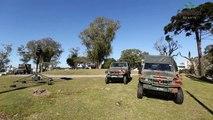 Utilitários Militar Agrale Marruá - Programa Caminhos da Serra