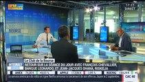 Le Club de la Bourse: François Chevallier, Jean-Jacques Ohana et Frédéric Rozier - 04/08