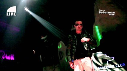 Emiliano Pa Kufijt & Dj R - I Need You Live @ Doberman Club 2013